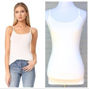 NWOT Joie Layering Tank In Porcelain Size XS